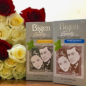 Краска – кондиционер Bigen Speedy Hair Color Conditioner